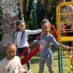 Children playinh